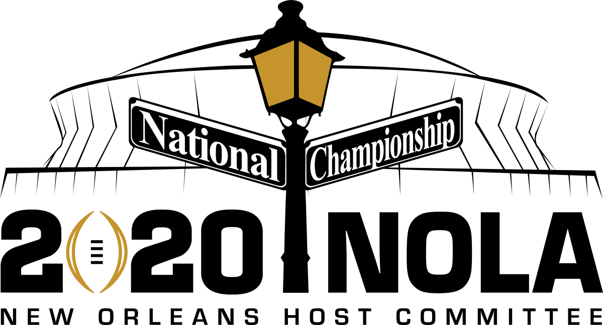 Cfb Bowl Games 2020.College Football Playoff National Championship New Orleans