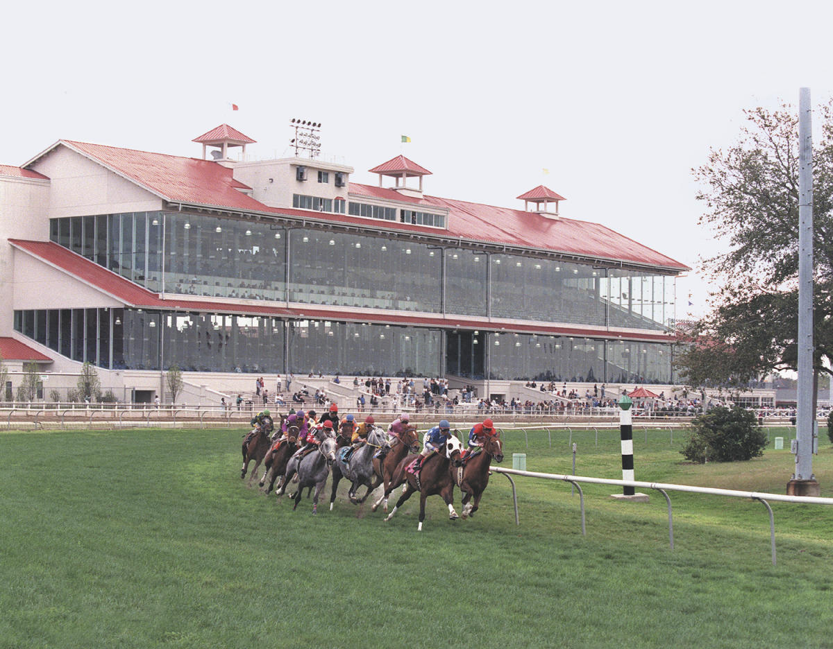 Fair Grounds Race Course