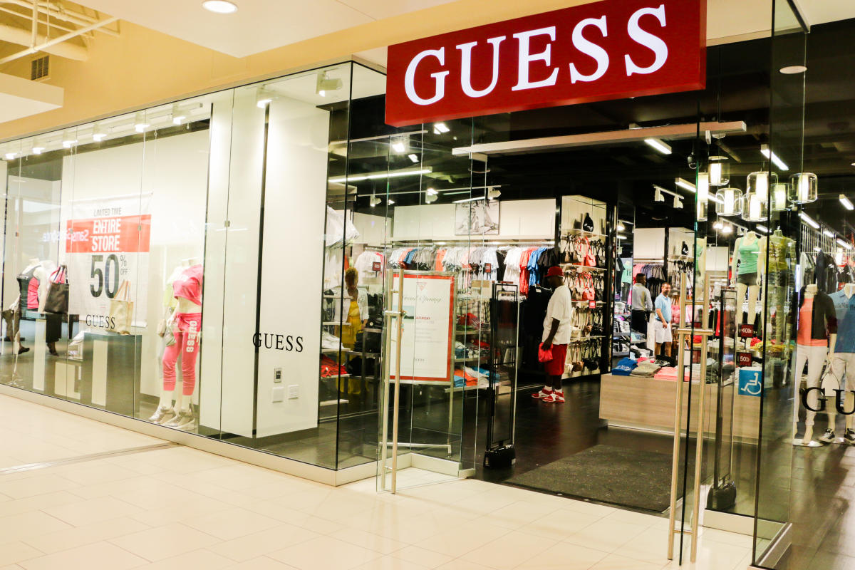 new arrival newest collection big sale GUESS Factory Store