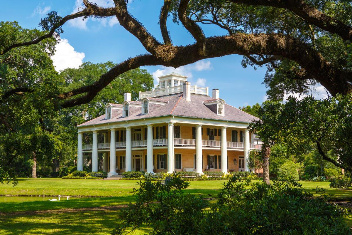 Darrow Louisiana Map.Houmas House Plantation Gardens