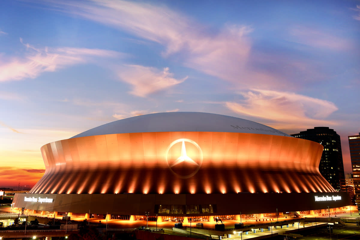Image result for n o superdome