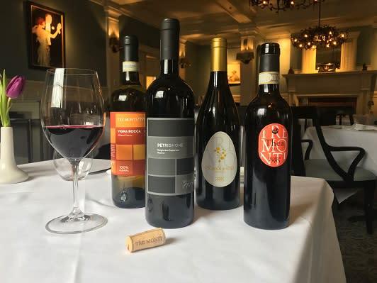 The Vanderbilt Welcomes Vittorio Navacchia of Tre Monti Winery