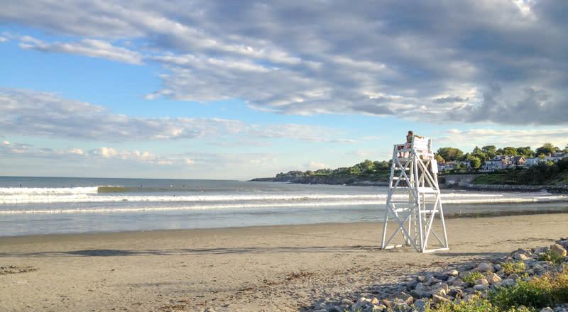 First Beach Newport Ri