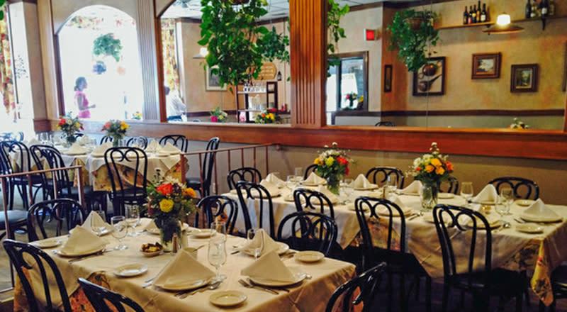Italian Restaurant Newport Ri