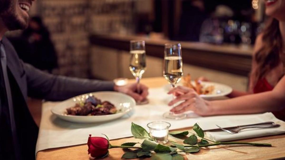 Valentine's Dinner at OceanCliff