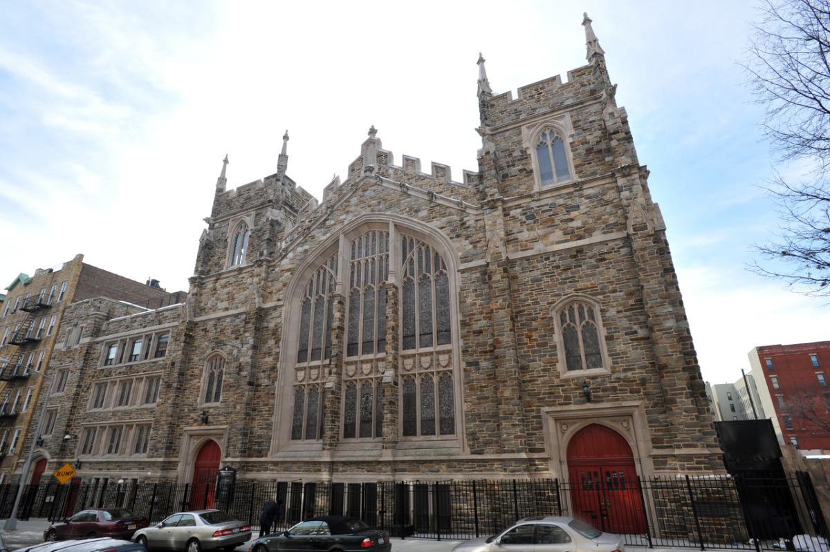 Abyssinian Baptist Church   Manhattan, NY 10030