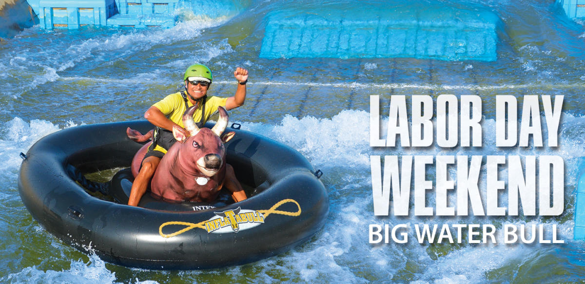 Labor Day Weekend Fun At Riverport Adventures