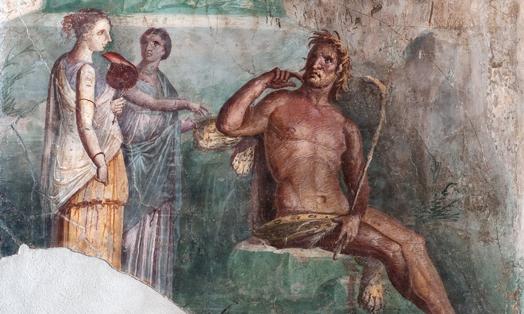 The Painters of Pompeii: Roman Frescoes from the National Archaeological Museum, Naples