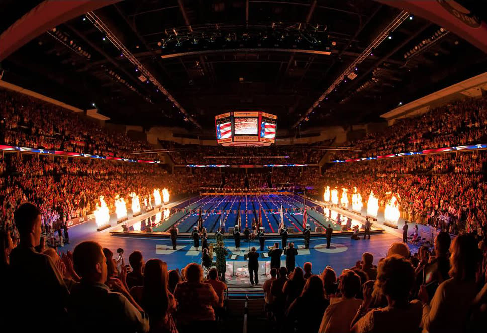 2020 U S  Olympic Team Trials - Swimming | Omaha, NE 68102
