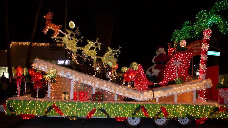 Festival of Lights Parade | Palm Springs, CA