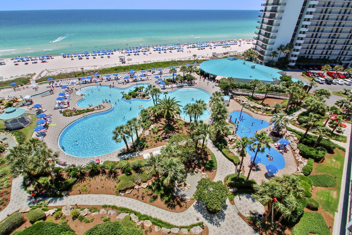 Edgewater Beach And Golf Resort  Panama City Beach, Fl 32407-4792