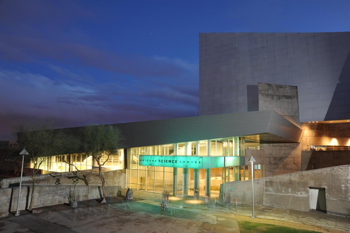 arizona science center museum phoenix museums international