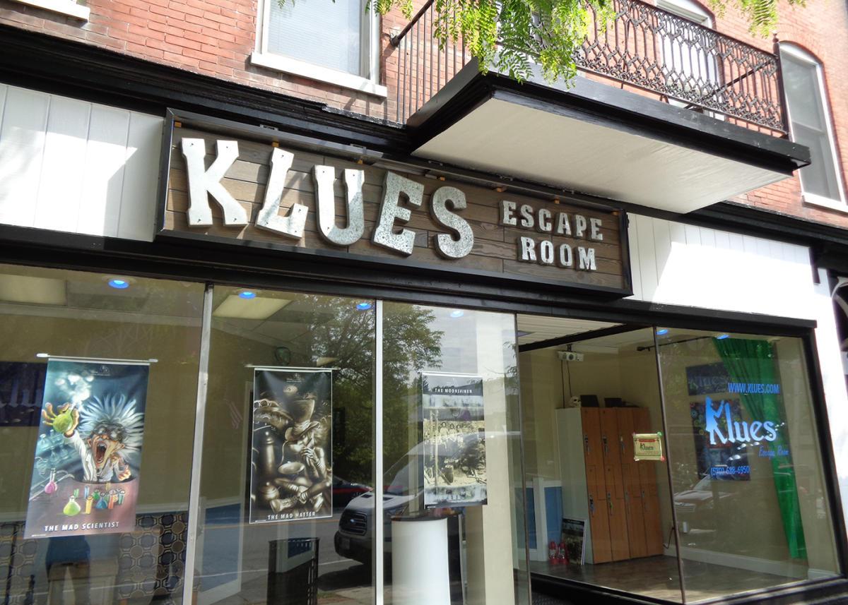 Klues Escape Room Stroudsburg Pa 18360