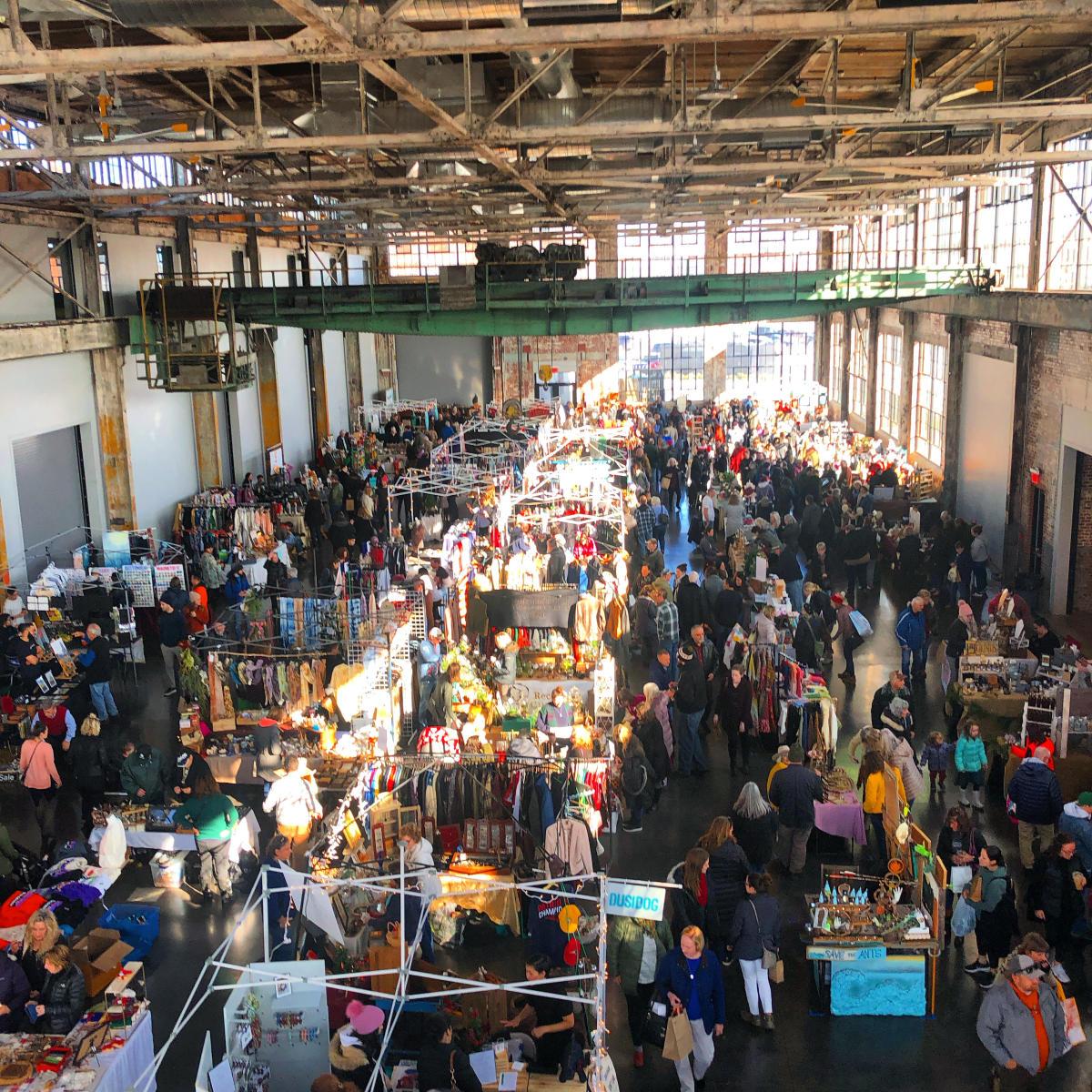 Providence Rhode Island Beaches: Providence Flea Indoor Markets