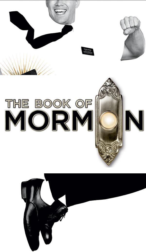 The Book of Mormon thru 4/28