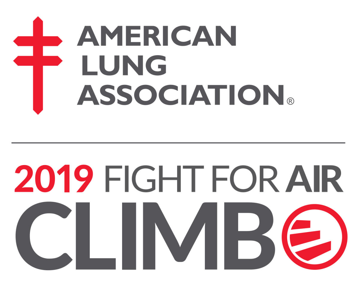2019 Fight For Air Climb presented by MetLife Auto & Home