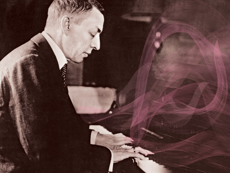 Amica Rush Hour 2: The Romance of Rachmaninoff