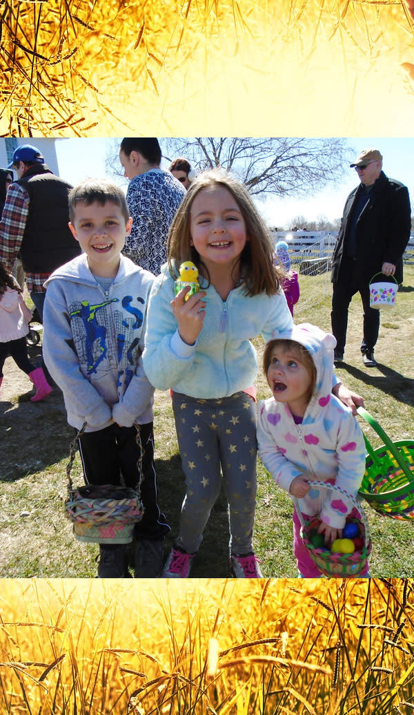 13th Annual Casey Farm Egg Hunt
