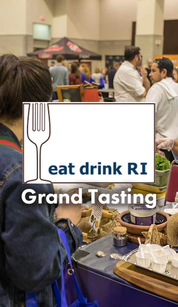 Eat Drink RI Festival: Grand Tasting