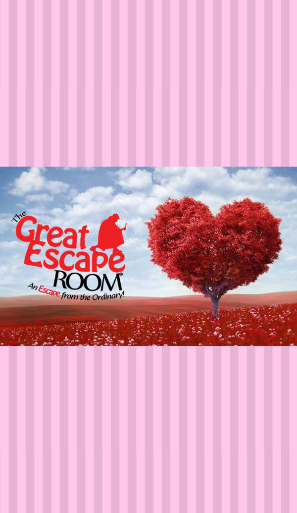 Valentine's Day Escape Room - Special Deal