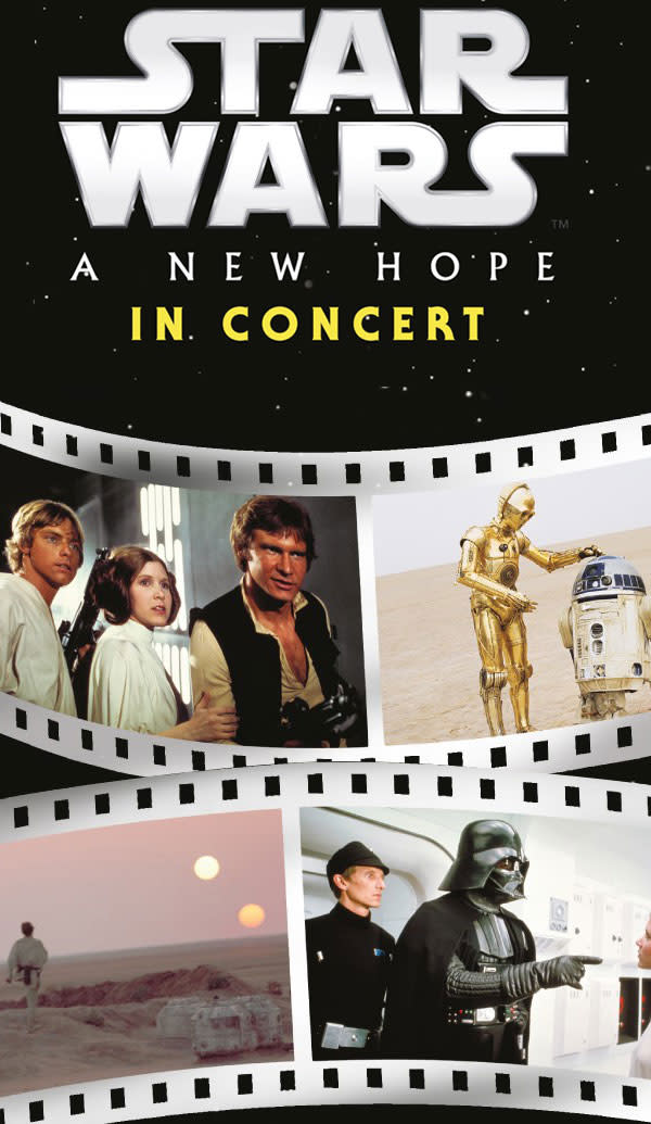 Rhode Island Philharmonic Orchestra Presents: Star Wars