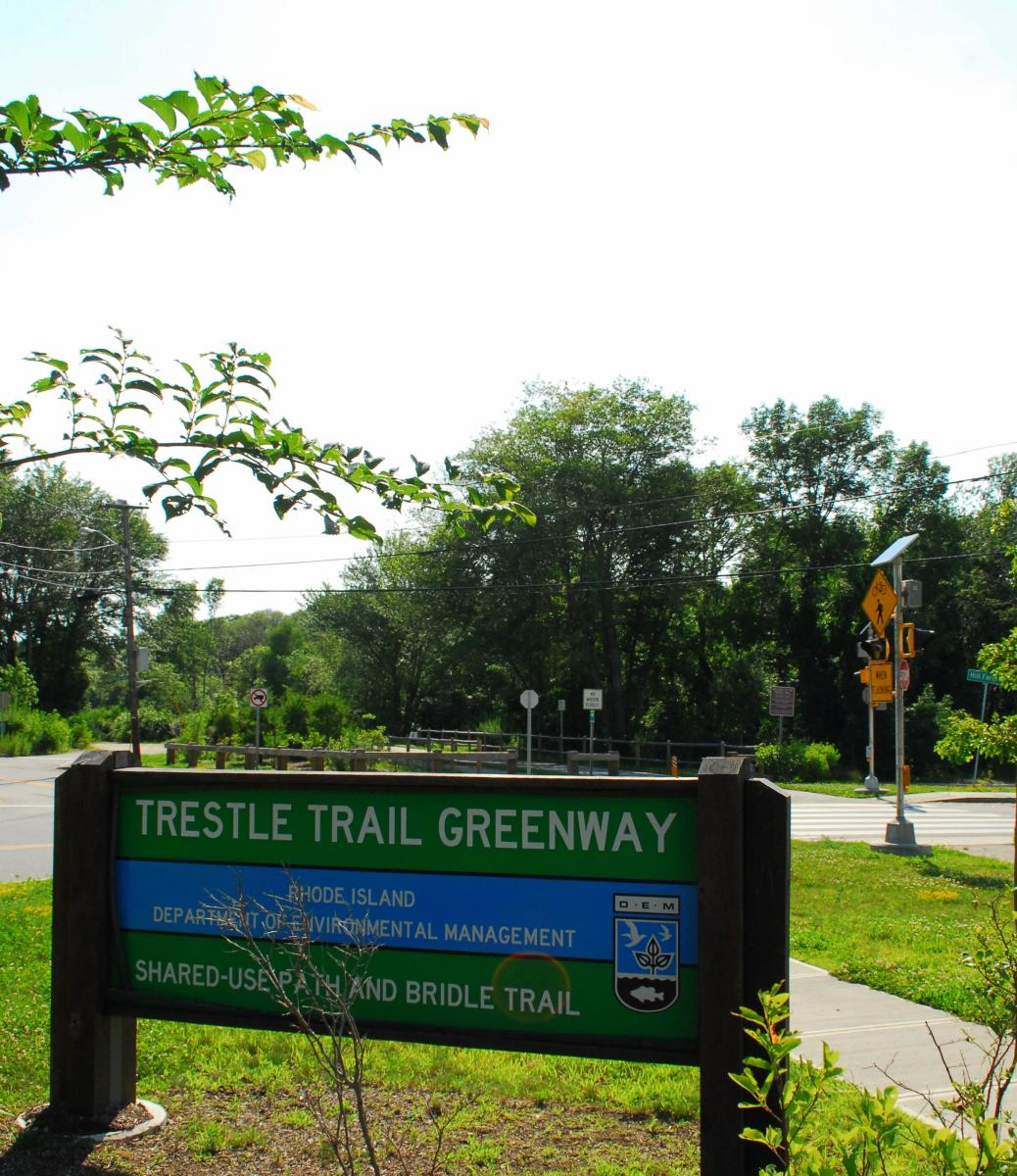 Coventry Greenway And Trestle Trail Coventry Ri 02816
