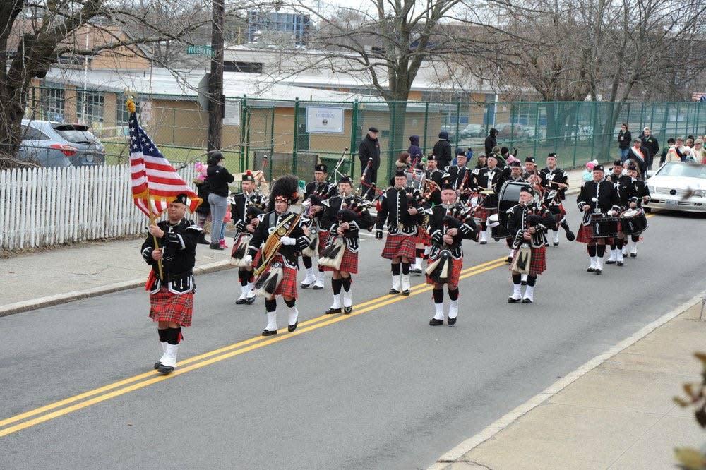 37th Pawtucket St. Patrick's Parade