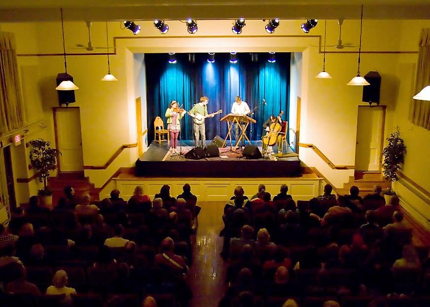 Irish Music Stories Live