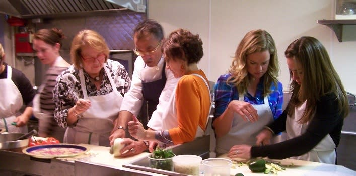 Valentine's Cooking Classes