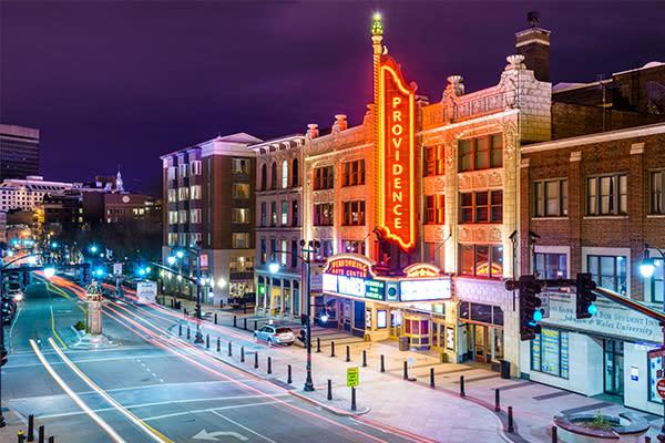 Providence Performing Arts Center | Providence, RI 02903