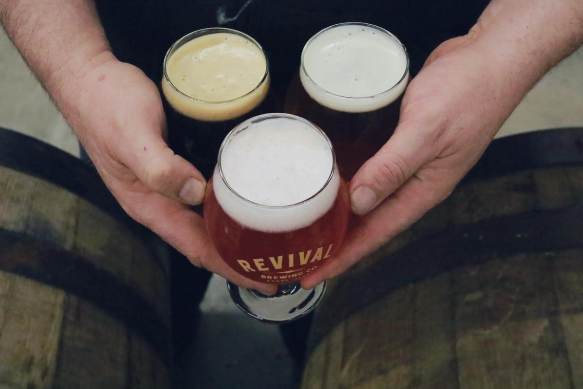 NYC Comedy Invades Revival Brewing Co.