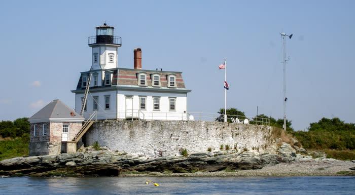 Rose Island Lighthouse B Amp B Newport Ri 02840
