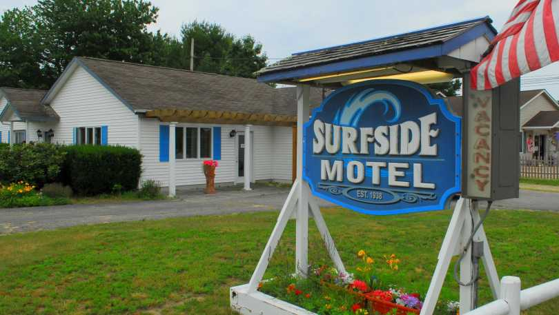 Surfside Motel Charlestown Ri 02813