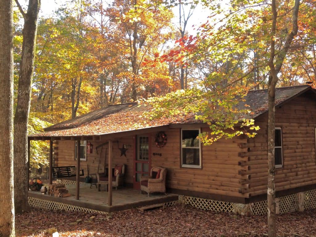 A Hideaway Cabin