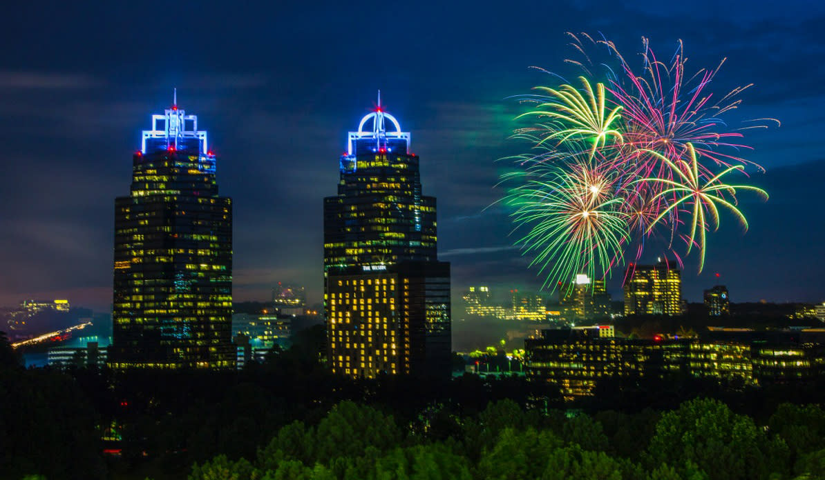 Stars and Stripes Celebration 2019 | Sandy Springs, GA 30328