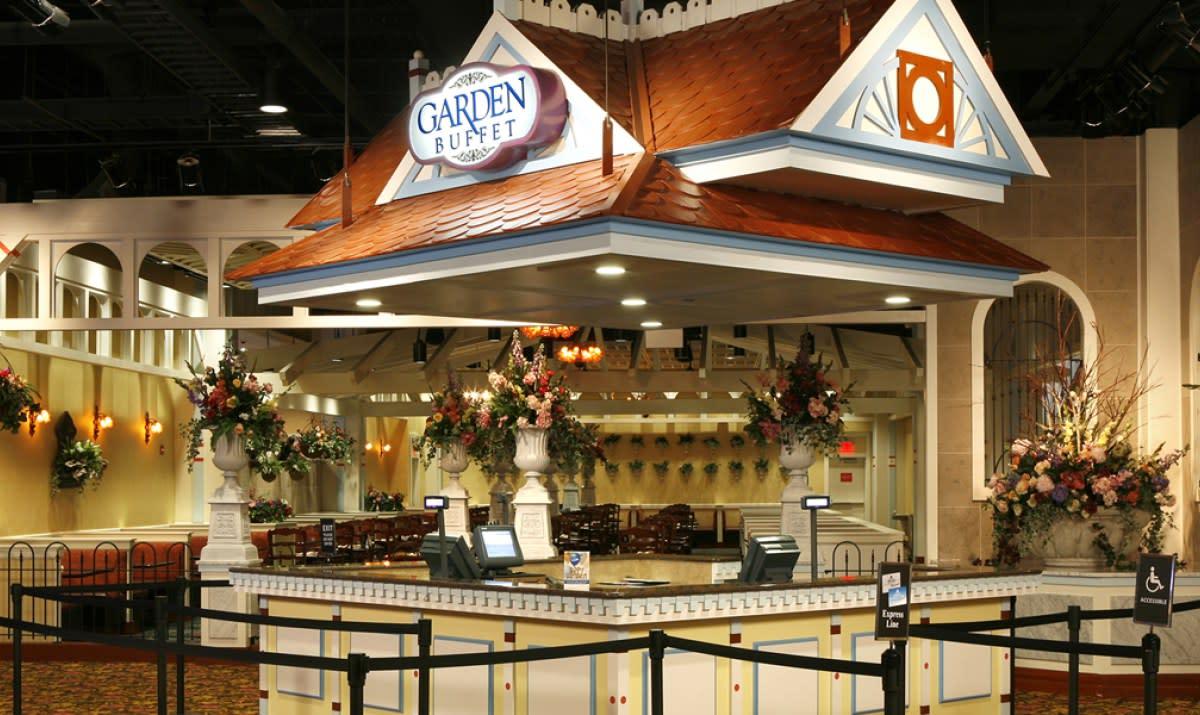 Lake City Casino Buffet