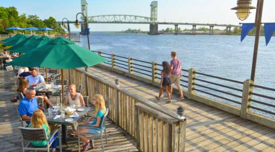 Wilmington Riverwalk | Wilmington, NC 28401