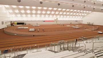 Gilliam Indoor Track Stadium College Station Tx 77843