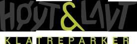 Høyt & Lavt Sirdal logo