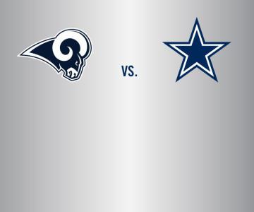 Dallas vs la rams