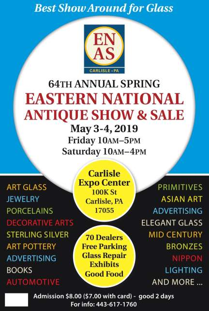 Eastern National Antique Show And Sale