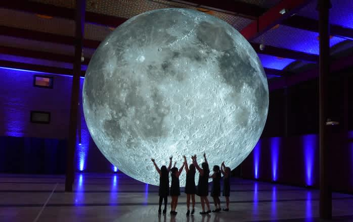 Museum of the Moon | Museum Exhibitions Events in Houston