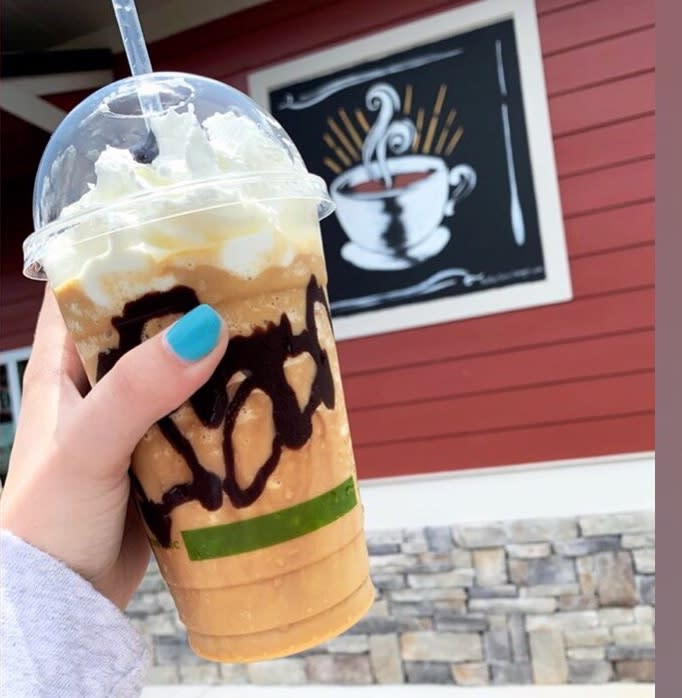 Drip Thru Coffee