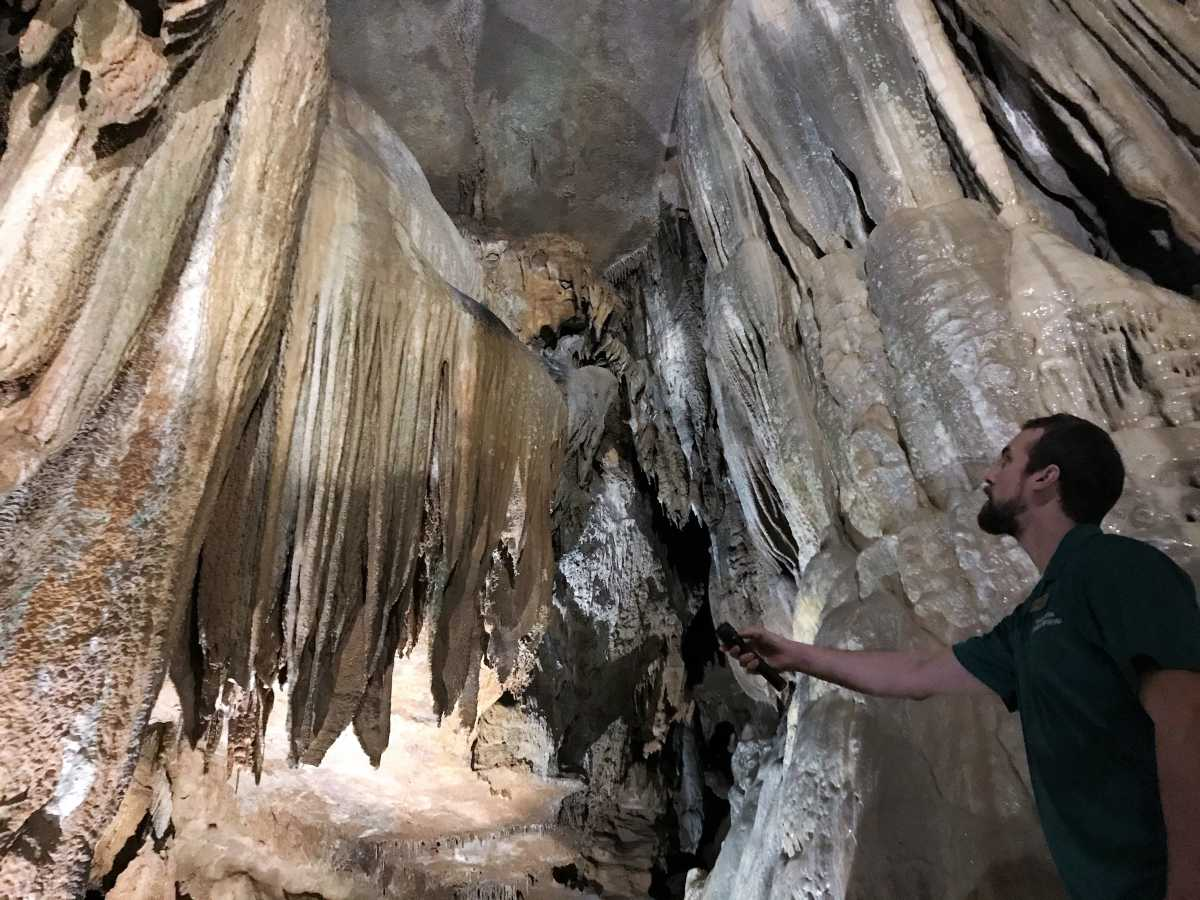 Raccoon Mountain Caverns & Campground