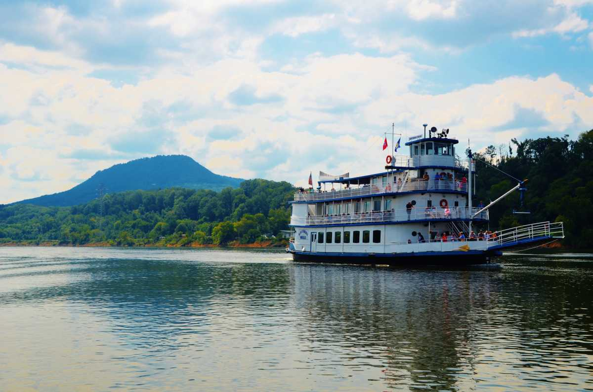 Chattanooga Riverboat Co Southern Belle