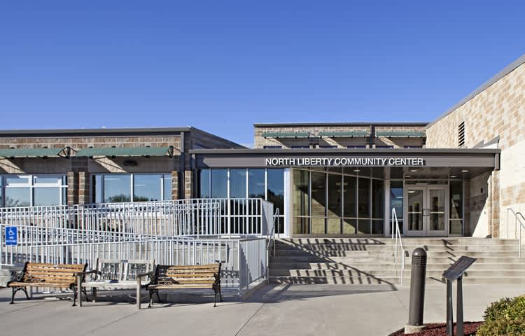 North Liberty Community Center