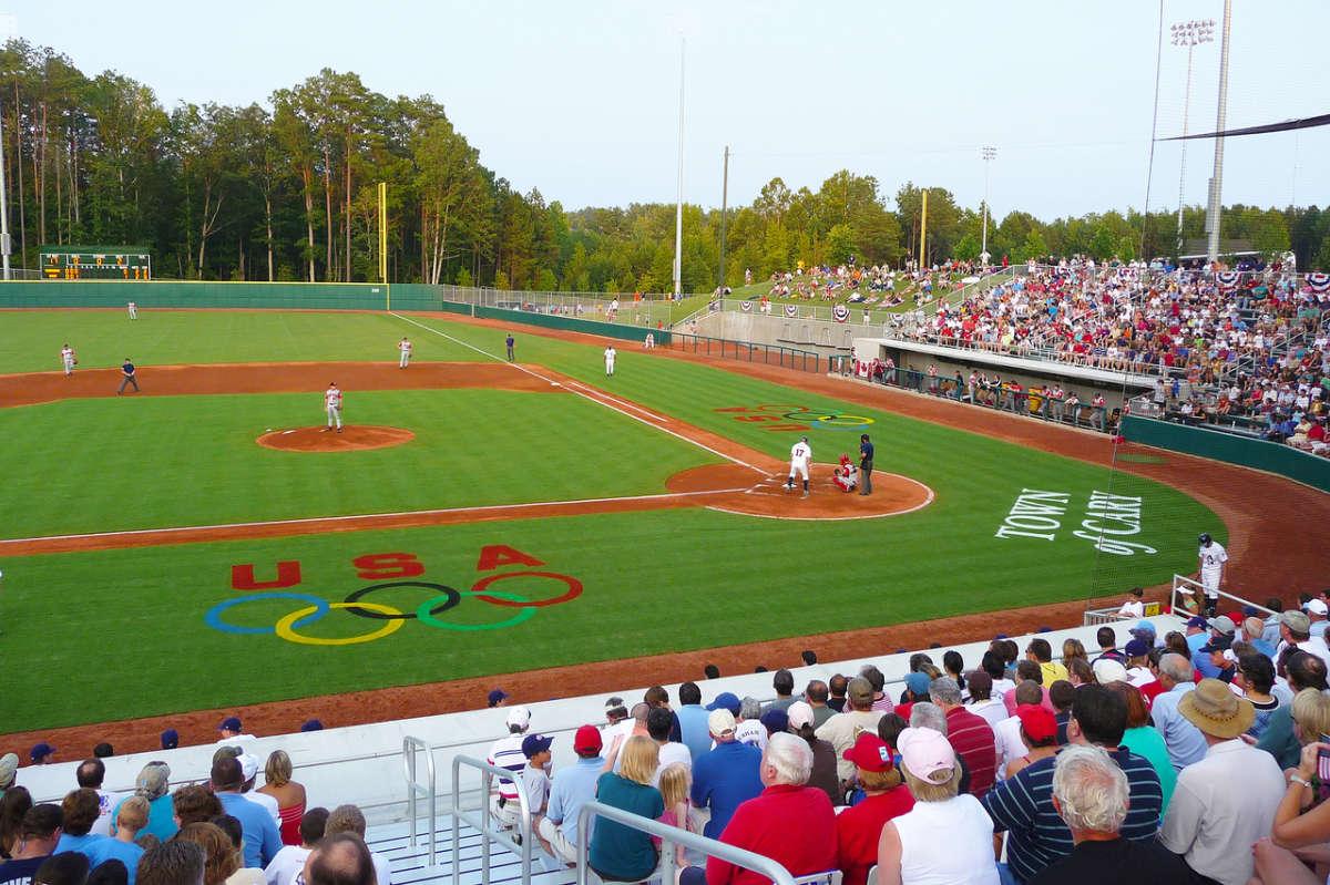 Usa Baseball National Training Complex Cary Nc 27519