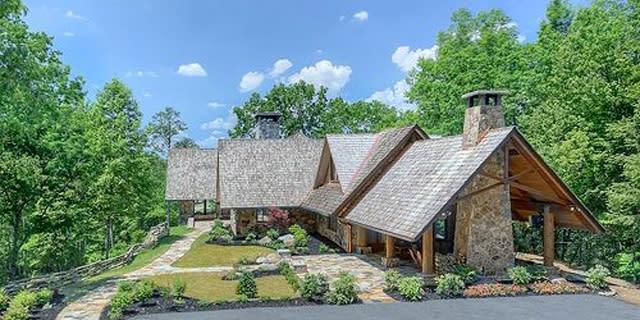 Parkside Cabin Rentals Gatlinburg Tn 37738