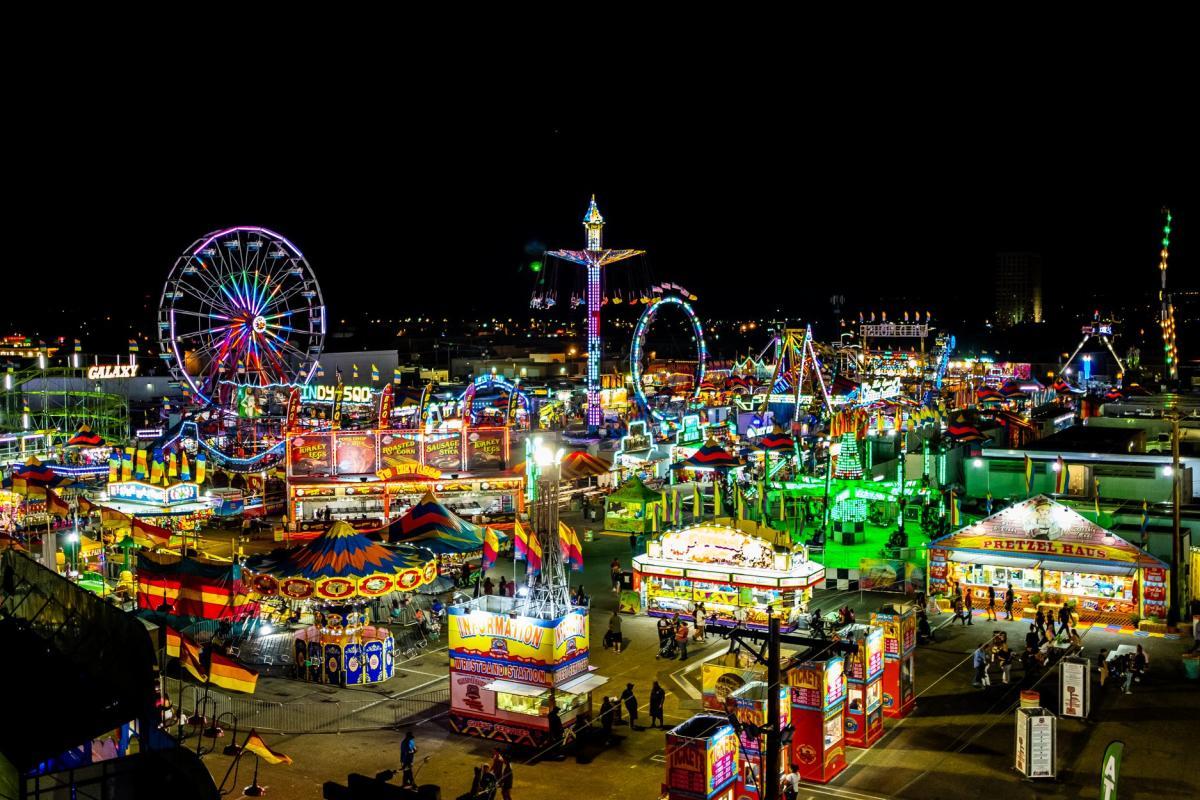 2021 New Mexico State Fair