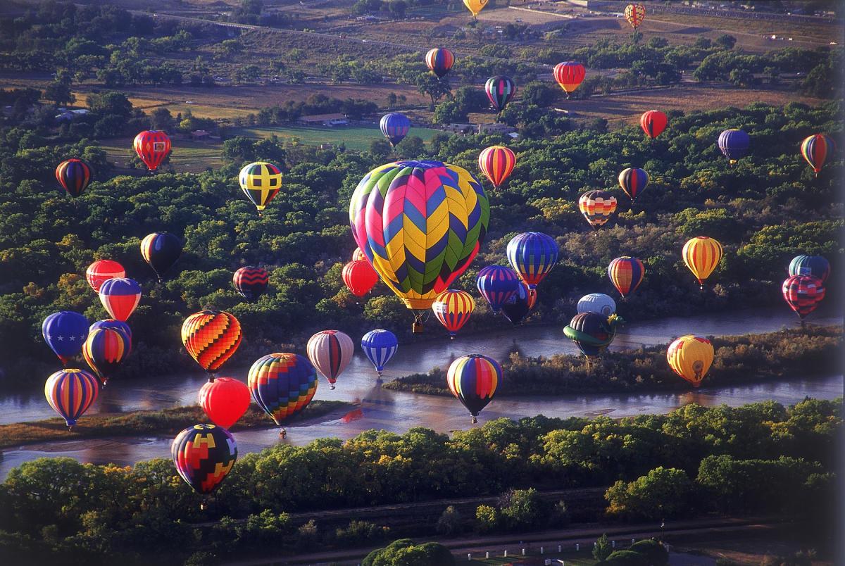 Albuquerque Balloon Festival 2020 Albuquerque International Balloon Fiesta®   2020